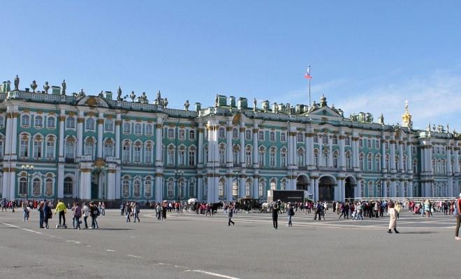 Moskau – St.Petersburg