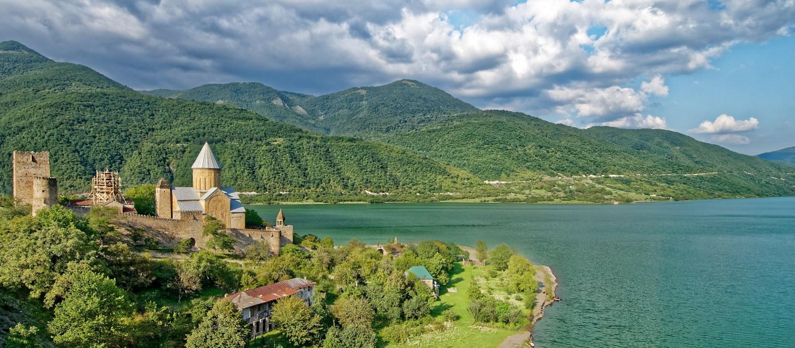 Georgien: Fernreise zu zweit
