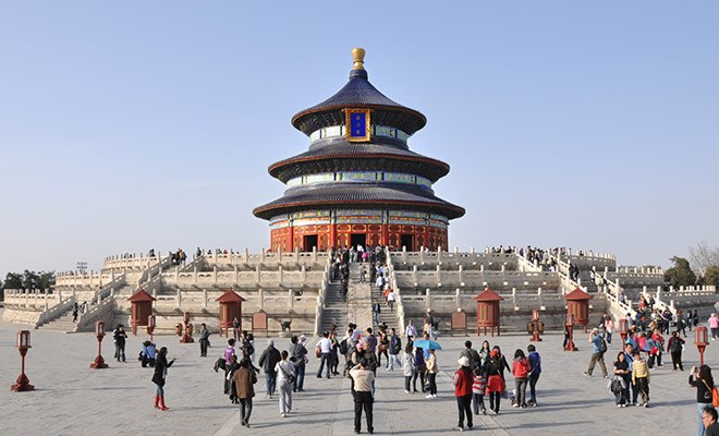 Reisebericht China