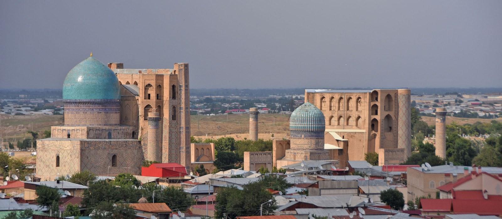 Aserbaidschan & Usbekistan Politikreisen