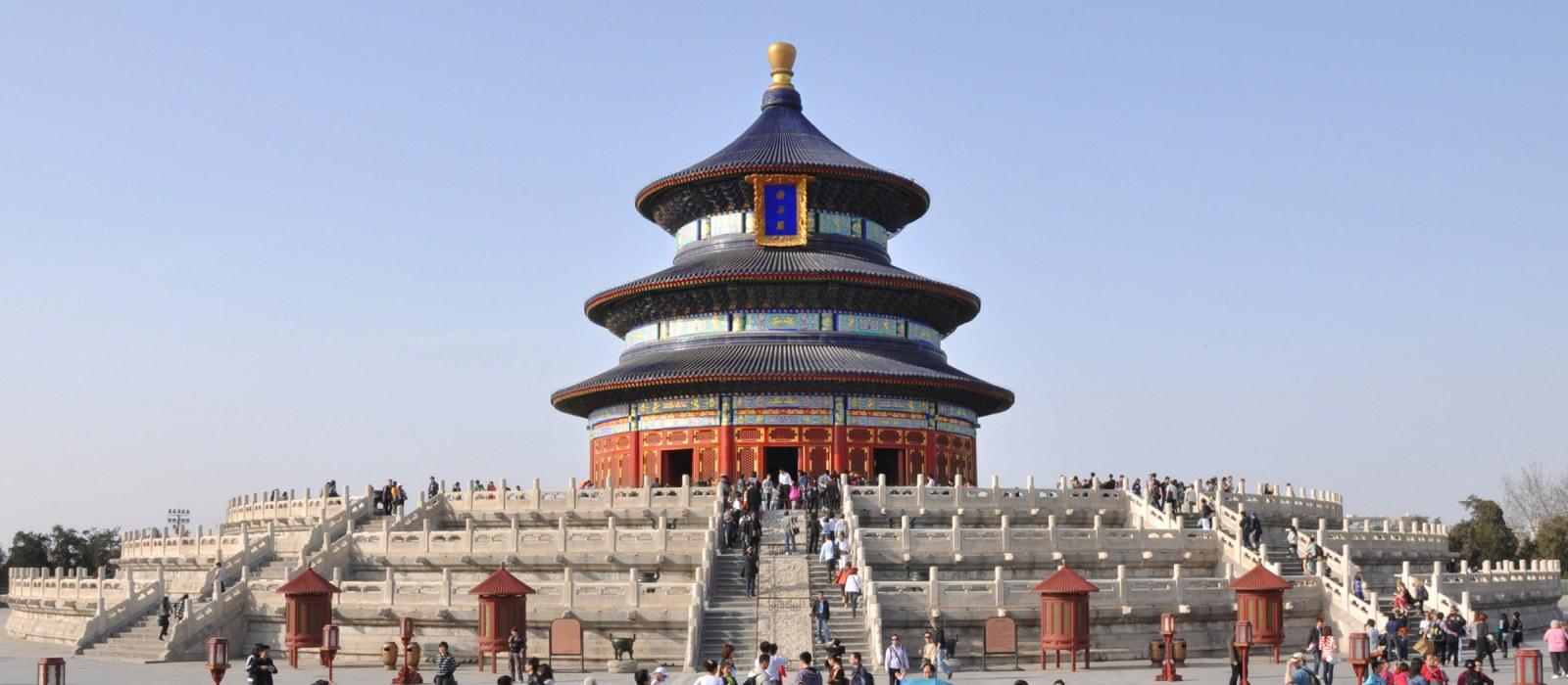 Peking & Shanghai