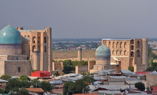 Usbekistan: Fernreise zu zweit