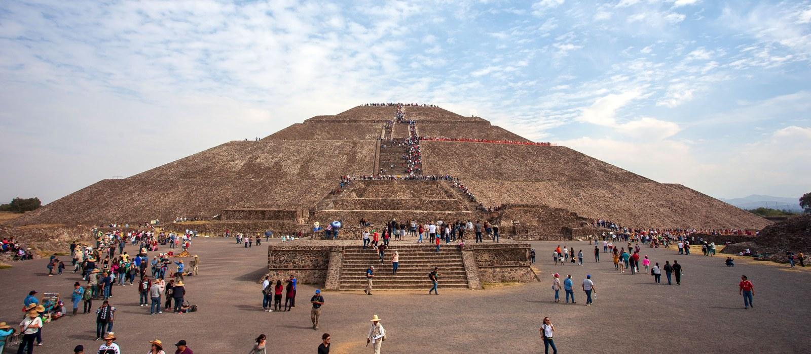 Mexiko City: Fernreise zu zweit