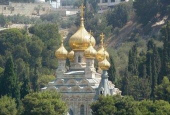 Jerusalem – Maria-Magdalena-Kirche