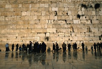 Jerusalem – Klagemauer
