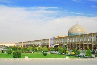 Naqsch-e-Dschahan-Platz