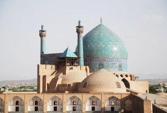 Iran – Moschee