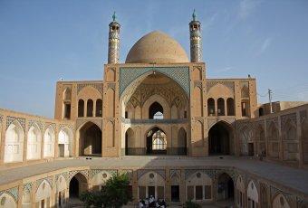 Agha Bozorg Moschee – Kashan