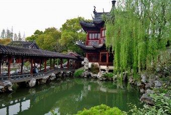 China – Yu Garten