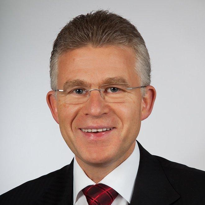Vorstandsvorsitzender<br> Sparkasse Bad Kissingen