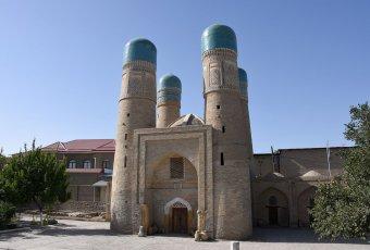 Fernreise Usbekistan